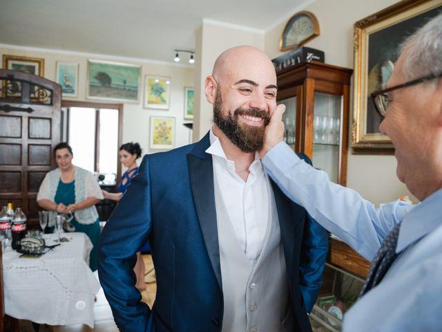 Il matrimonio di Alessio e Sara a Pantigliate, Milano 13