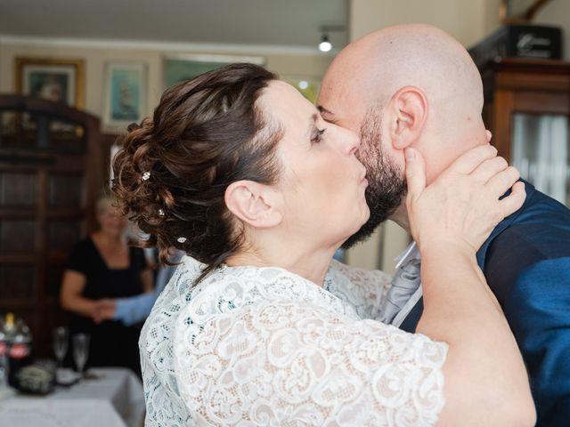 Il matrimonio di Alessio e Sara a Pantigliate, Milano 16