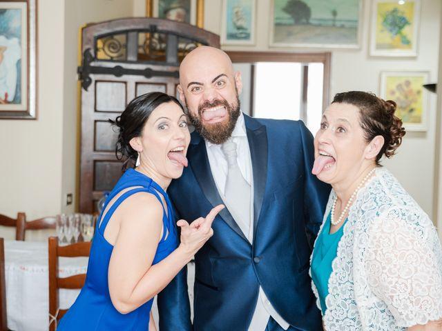 Il matrimonio di Alessio e Sara a Pantigliate, Milano 20