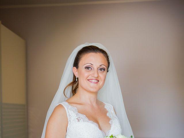 Il matrimonio di Alessio e Sara a Pantigliate, Milano 44