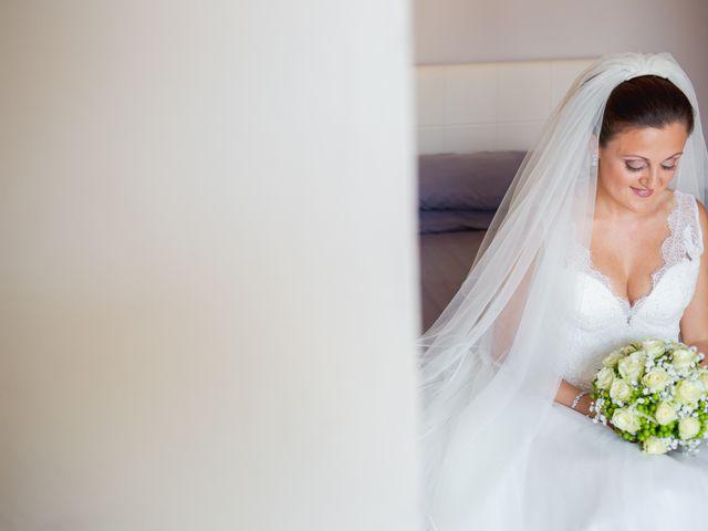 Il matrimonio di Alessio e Sara a Pantigliate, Milano 45