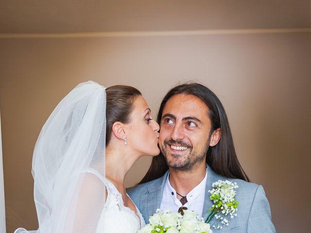 Il matrimonio di Alessio e Sara a Pantigliate, Milano 48