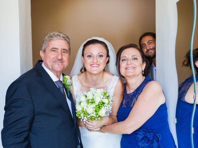 Il matrimonio di Alessio e Sara a Pantigliate, Milano 50