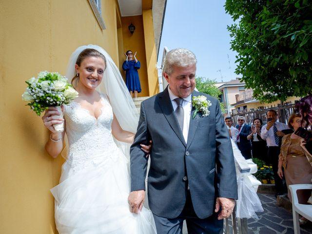 Il matrimonio di Alessio e Sara a Pantigliate, Milano 51