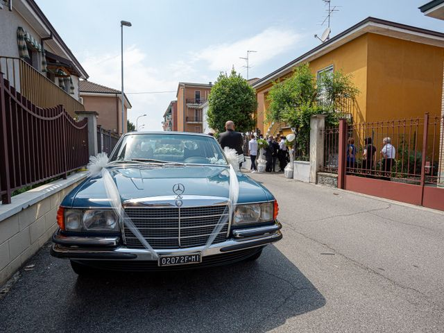 Il matrimonio di Alessio e Sara a Pantigliate, Milano 52