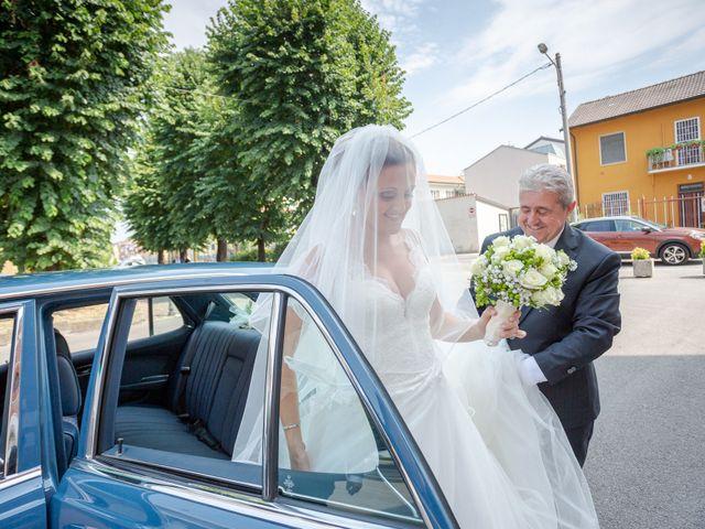 Il matrimonio di Alessio e Sara a Pantigliate, Milano 58