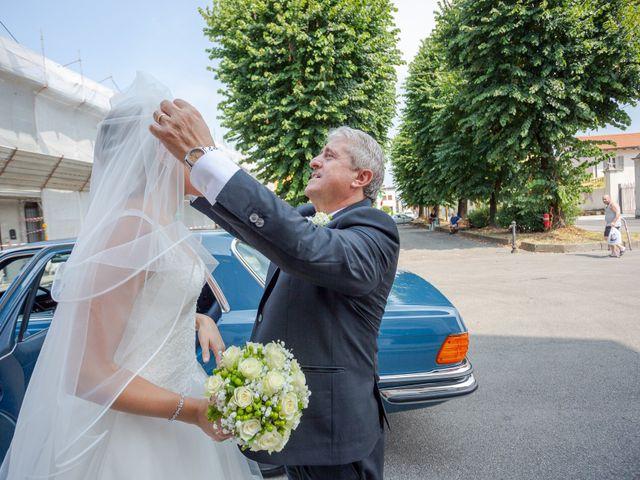 Il matrimonio di Alessio e Sara a Pantigliate, Milano 59