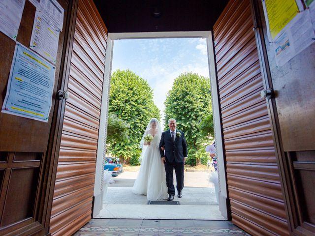Il matrimonio di Alessio e Sara a Pantigliate, Milano 60