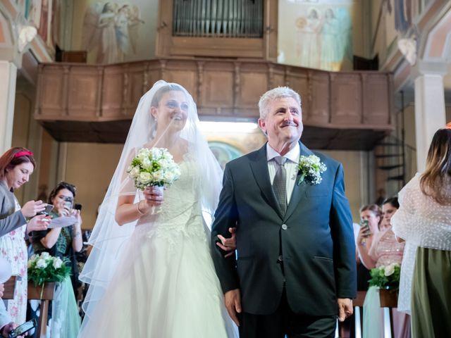 Il matrimonio di Alessio e Sara a Pantigliate, Milano 62