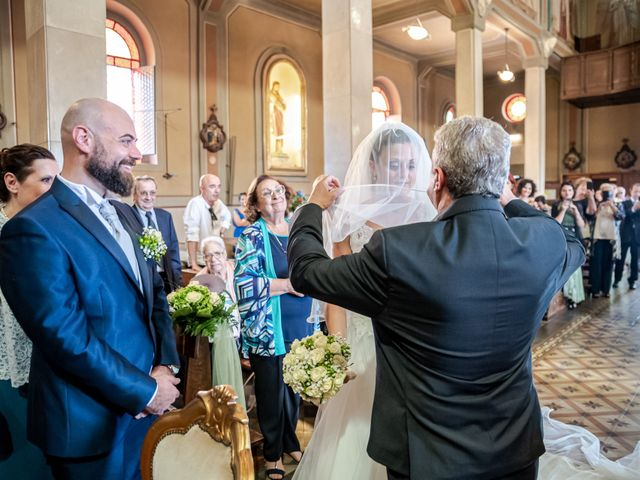 Il matrimonio di Alessio e Sara a Pantigliate, Milano 63