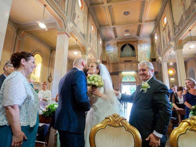 Il matrimonio di Alessio e Sara a Pantigliate, Milano 64