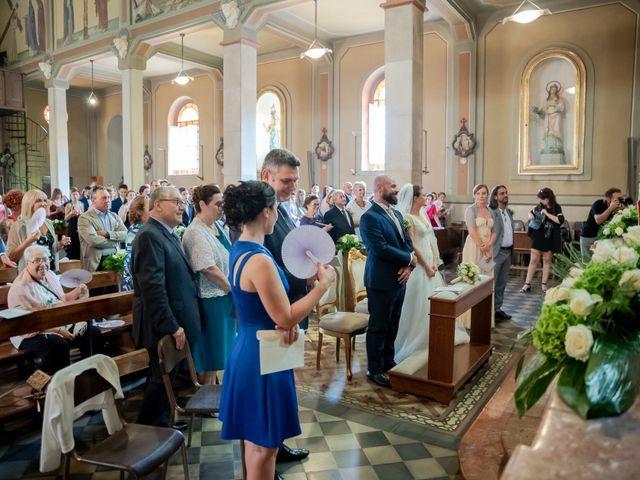 Il matrimonio di Alessio e Sara a Pantigliate, Milano 65