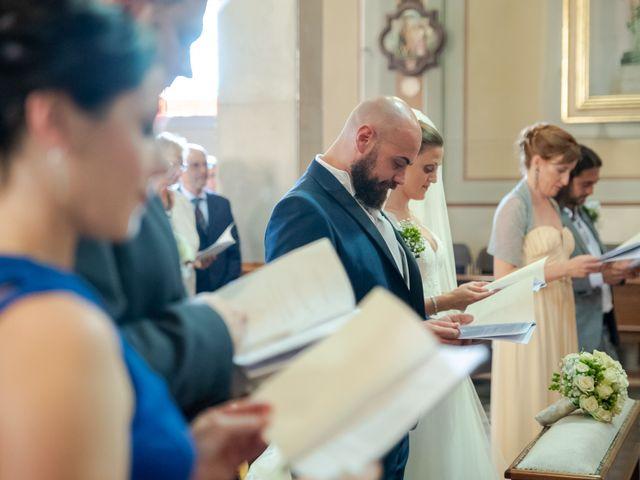 Il matrimonio di Alessio e Sara a Pantigliate, Milano 66