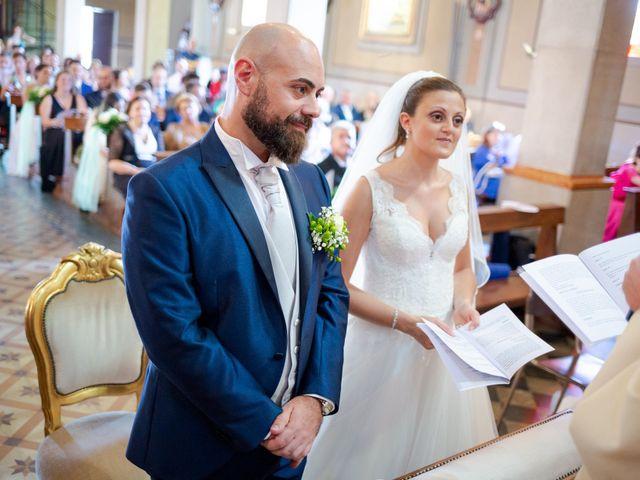 Il matrimonio di Alessio e Sara a Pantigliate, Milano 68