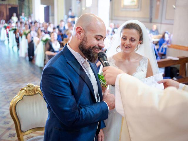 Il matrimonio di Alessio e Sara a Pantigliate, Milano 69