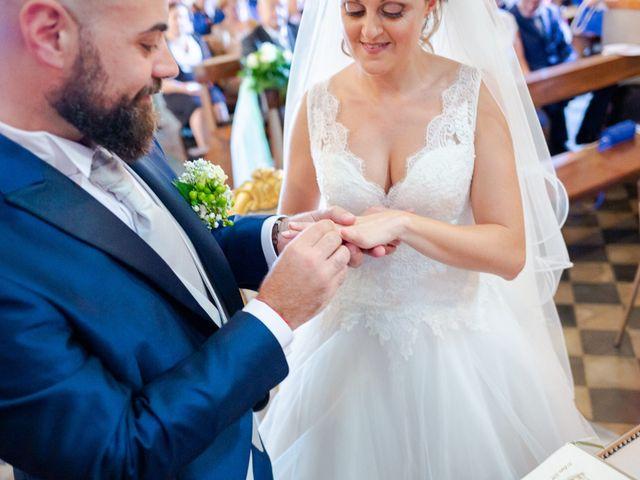Il matrimonio di Alessio e Sara a Pantigliate, Milano 73