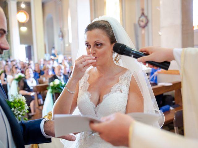 Il matrimonio di Alessio e Sara a Pantigliate, Milano 74