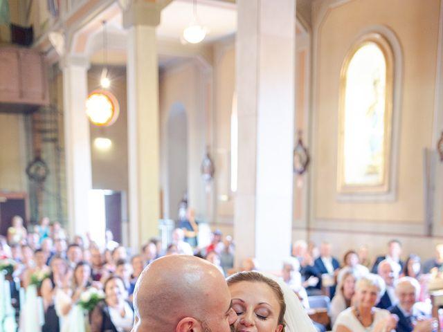 Il matrimonio di Alessio e Sara a Pantigliate, Milano 76