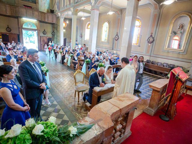 Il matrimonio di Alessio e Sara a Pantigliate, Milano 78