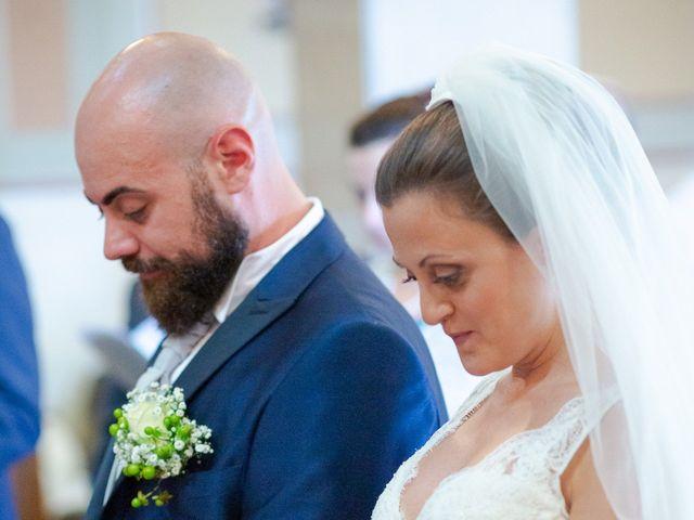 Il matrimonio di Alessio e Sara a Pantigliate, Milano 79