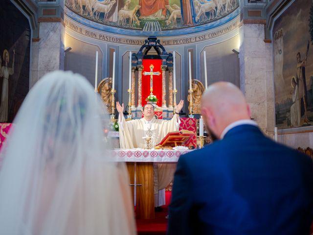 Il matrimonio di Alessio e Sara a Pantigliate, Milano 80