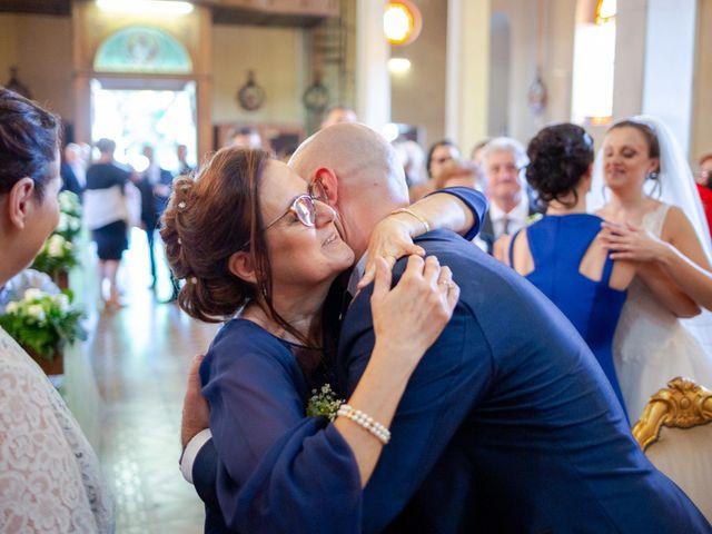 Il matrimonio di Alessio e Sara a Pantigliate, Milano 83