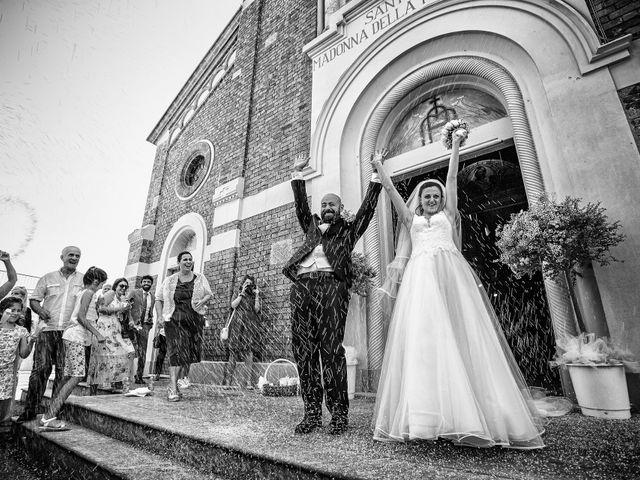 Il matrimonio di Alessio e Sara a Pantigliate, Milano 89