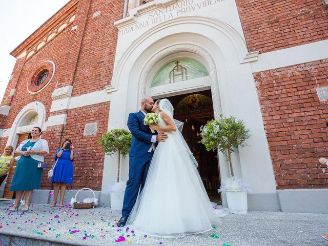 Il matrimonio di Alessio e Sara a Pantigliate, Milano 93