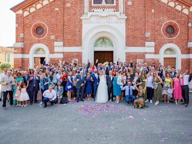 Il matrimonio di Alessio e Sara a Pantigliate, Milano 96