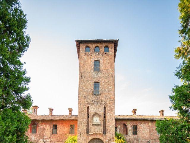 Il matrimonio di Alessio e Sara a Pantigliate, Milano 97