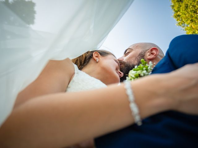 Il matrimonio di Alessio e Sara a Pantigliate, Milano 98