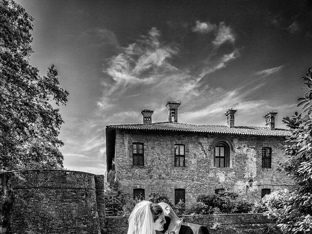 Il matrimonio di Alessio e Sara a Pantigliate, Milano 99