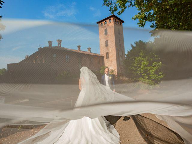 Il matrimonio di Alessio e Sara a Pantigliate, Milano 100
