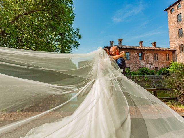 Il matrimonio di Alessio e Sara a Pantigliate, Milano 101
