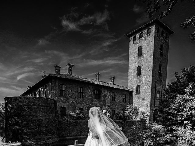 Il matrimonio di Alessio e Sara a Pantigliate, Milano 102