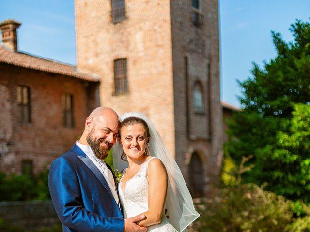 Il matrimonio di Alessio e Sara a Pantigliate, Milano 103