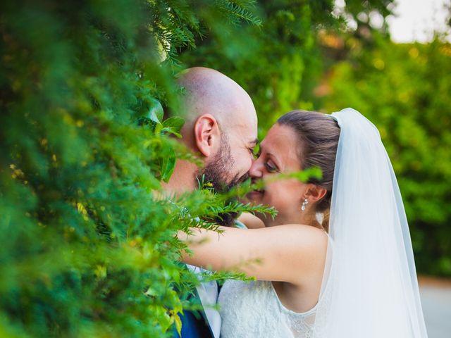 Il matrimonio di Alessio e Sara a Pantigliate, Milano 105