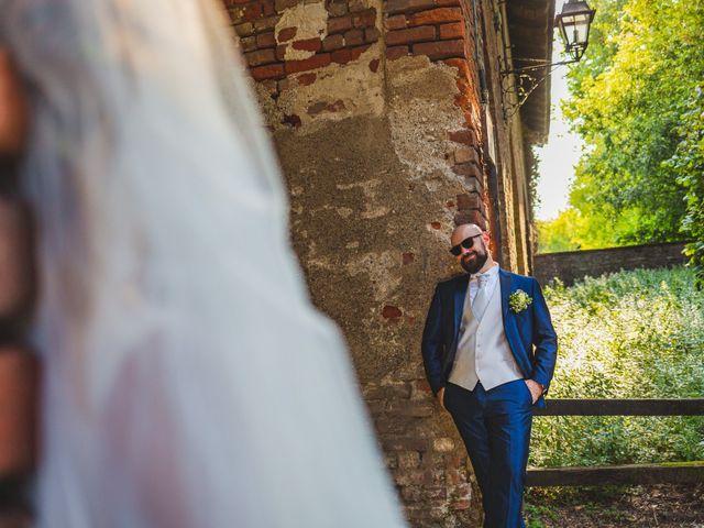 Il matrimonio di Alessio e Sara a Pantigliate, Milano 108