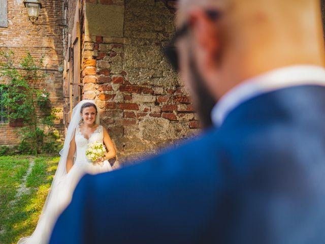 Il matrimonio di Alessio e Sara a Pantigliate, Milano 109