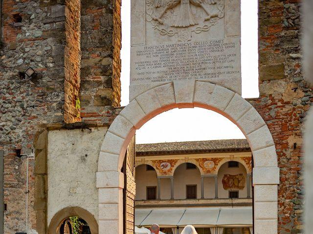 Il matrimonio di Alessio e Sara a Pantigliate, Milano 115