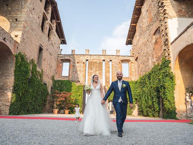 Il matrimonio di Alessio e Sara a Pantigliate, Milano 116
