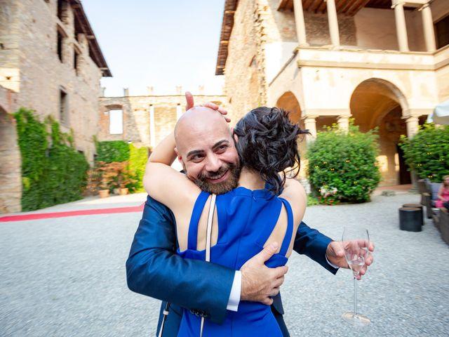 Il matrimonio di Alessio e Sara a Pantigliate, Milano 119