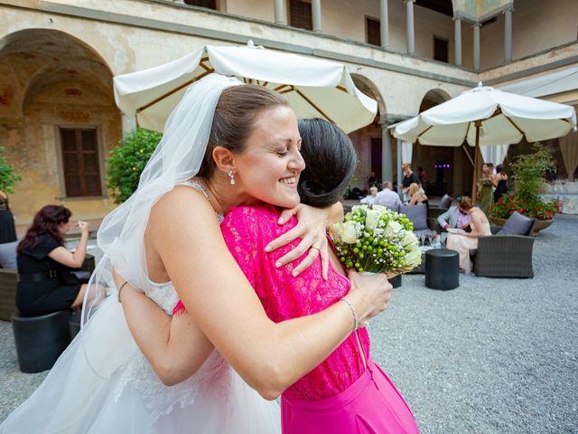 Il matrimonio di Alessio e Sara a Pantigliate, Milano 120