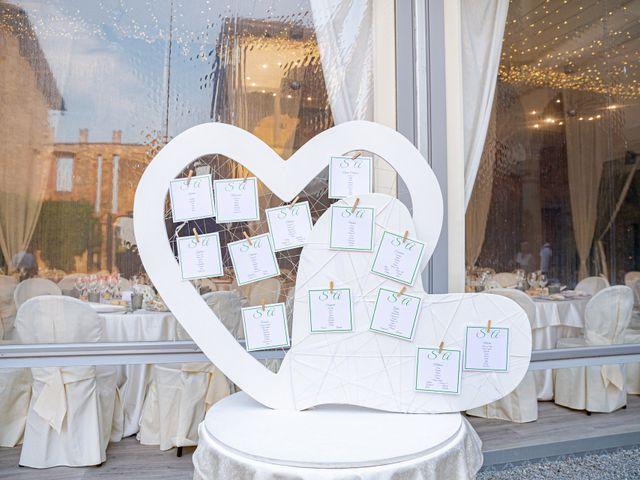 Il matrimonio di Alessio e Sara a Pantigliate, Milano 122