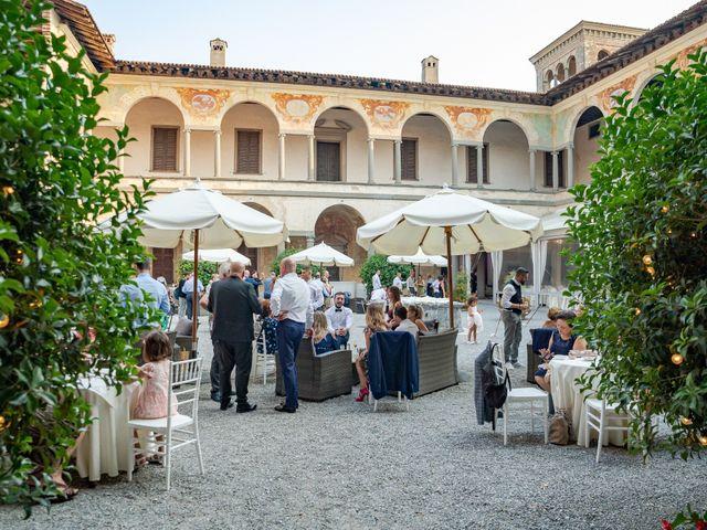 Il matrimonio di Alessio e Sara a Pantigliate, Milano 124