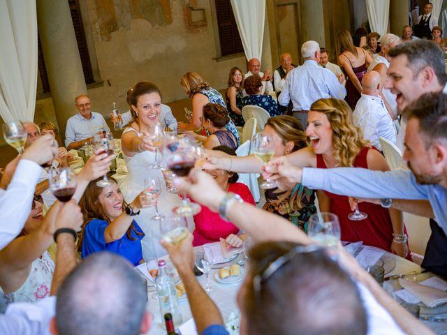 Il matrimonio di Alessio e Sara a Pantigliate, Milano 127