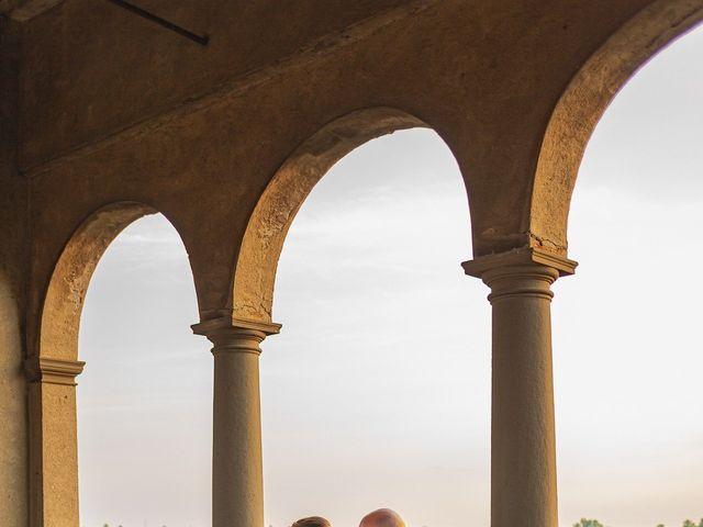 Il matrimonio di Alessio e Sara a Pantigliate, Milano 130