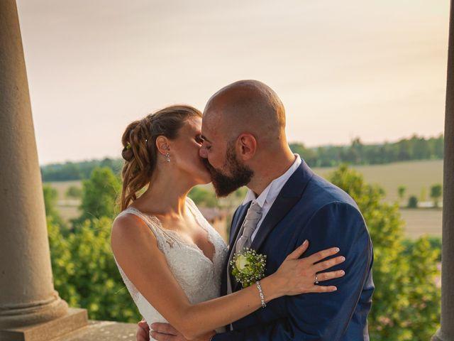 Il matrimonio di Alessio e Sara a Pantigliate, Milano 131