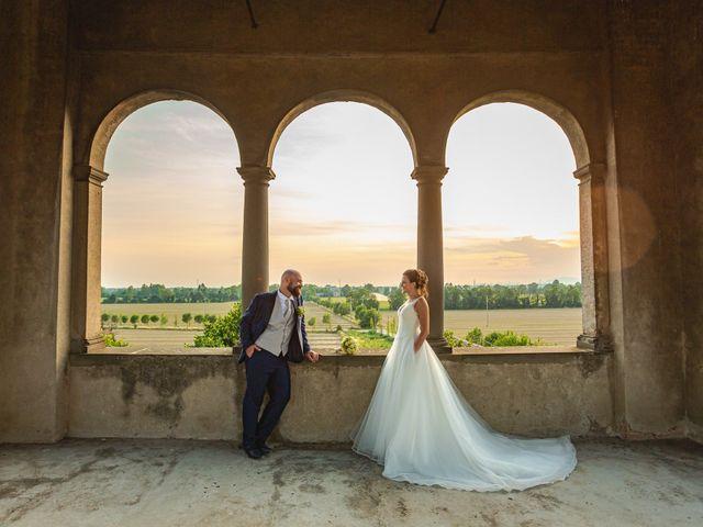 Il matrimonio di Alessio e Sara a Pantigliate, Milano 133