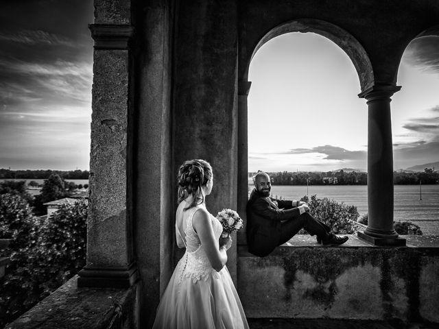 Il matrimonio di Alessio e Sara a Pantigliate, Milano 135
